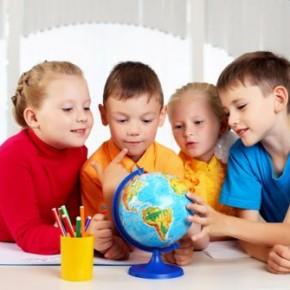 Обучение английскому младших школьников