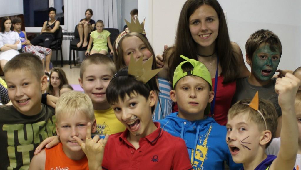 английский летом в Волгограде