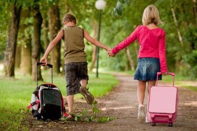 Ваш ребенок едет в  лагерь первый раз?